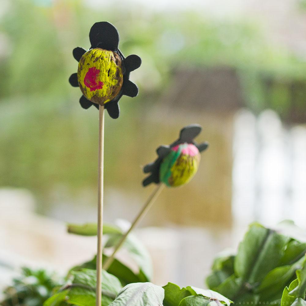 Blumenstecker Kinder